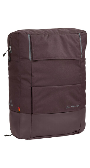 VAUDE Cyclist Pack Bag dark plum